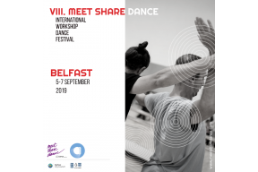 MeetShareDance workshop festival - Belfast 2019