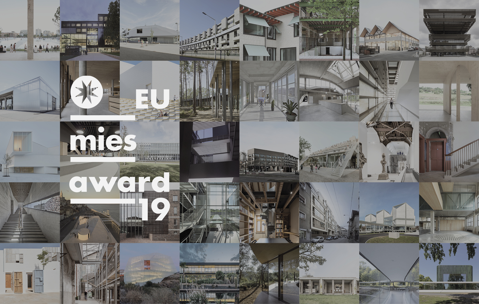 Follow the EU Mies Award 2019