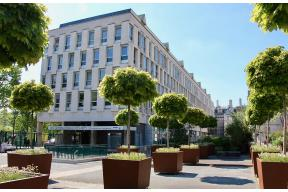 Residency at the Cité internationale des arts