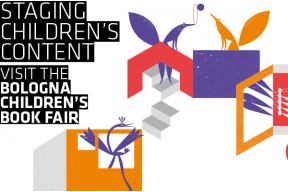Buy your ticket now for the 2019 Bologna Children's Book Fair