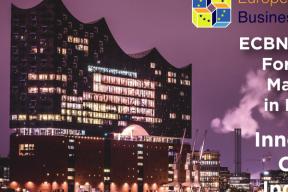 ECBN Member Forum 2019   Innovating Creative Industries