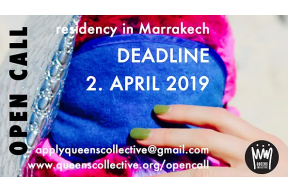 Open Call: residency in Marrakech - Queens Collective