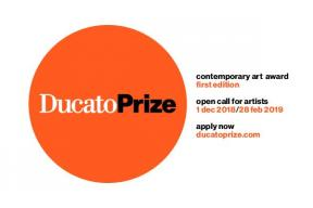 Ducato Prize for artists and art students