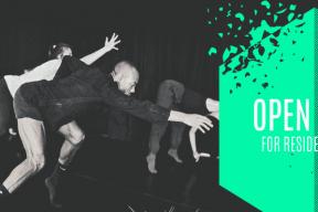 DERIDA DANCE RESIDENCY PROGRAM 2019
