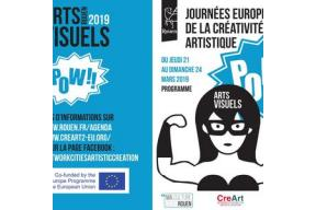 EU DAY OF ARTISTIC CREATIVITY IN ROUEN