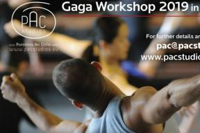 GAGA WORKSHOP ROME 3-5 MAY 2019