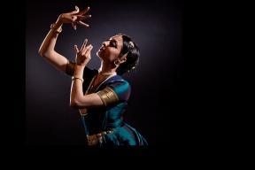 Seeta Patel Bharatanatyam workshop