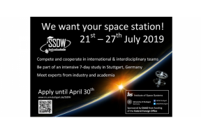 SPACE STATION DESIGN WORKSHOP 2019