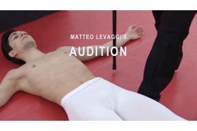 AUDITION NOTICE MATTEO LEVAGGI