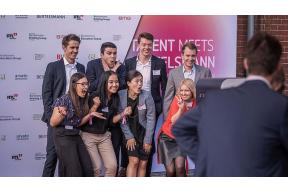 Apply for the Talent Meets Bertelsmann 2019 (Berlin, Germany)