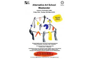 Alternative Art School Weekender