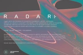 Call for Artists: Radar Artist Fair 10-12.05.19