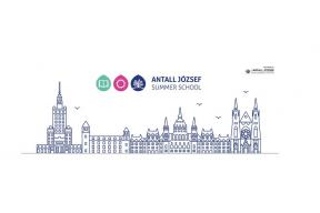 Call for Applications, Antall József Summer School 2019