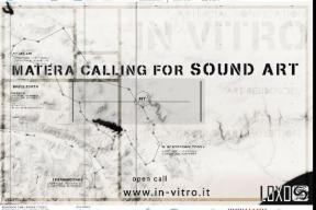 IN VITRØ ~ sound art exhibition 2019