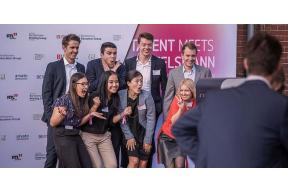 TALENT MEETS BERTELSMANN 2019