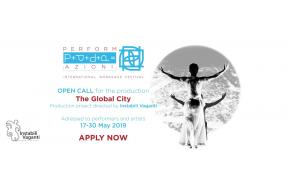 OPEN CALL - The Global City