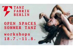 SOMMER TANZ WORKSHOPS