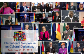 The International Symposium on Cultural Diplomacy in 2019