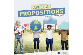 Actions en France sur l'Union européenne-appel à propositions
