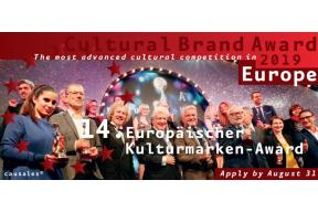14th European Cultural Brand Award