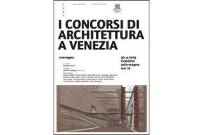 I concorsi di architettura a Venezia
