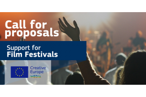 Support to Festivals 2019 - Call EACEA/32/2018 | MAY 2019 DEADLINE