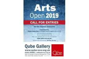 Qube Arts Open 2019