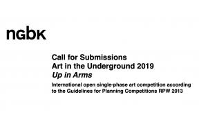 Vermittlungsstipendium 2020 // neue Gesellschaft für bildende Kunst
