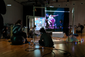 Theatre and Choreography Master's programmes (MA)