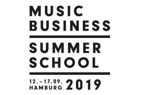 MUSIC BUSINESS SUMMER SCHOOL 2019