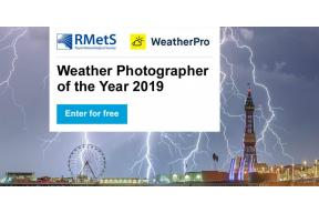Weather Photographer of the Year 2019