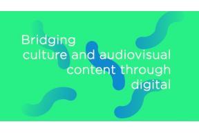 Oproep | Digitale brug tussen cultuur en audiovisuele content