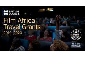 British Council > Film Africa Travel Grants 2019-2020