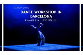 Dance Workshop in Barcelona