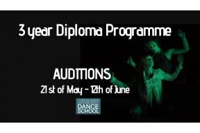 3 year diploma programme