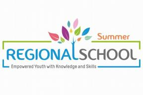 Regional Summer School 2019