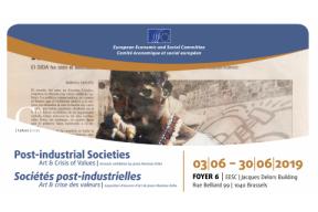 Post-industrial Societies: Art & Crisis of Values