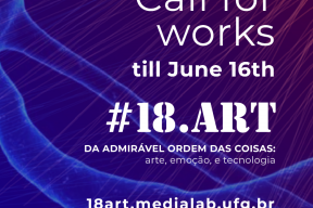 #18.ART: THE ADMIRABLE ORDER OF THINGS: art, emotion and technology,