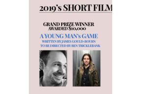 2019 Short Film Fund Winners & Top 5 Finalists!