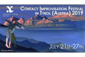 Contact Improvisation Tyrolean Festival