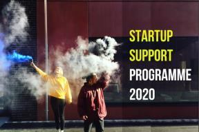 Trans Europe Halles > Startup Support Programme 2020