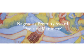 """Paola deManincor""; Award"