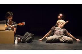 Dance Improvisation/Composition workshop