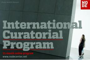 International Curatorial Program