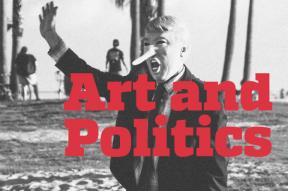Art and Politics - Online Course