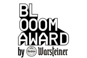 Blooom Award by Warsteiner