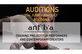 ANFIBIA project Auditions