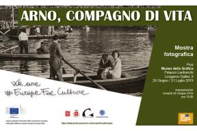 Arno, Compagno di Vita – photoexhibition in Pisa