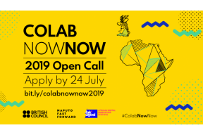ColabNowNow Open Call 2019