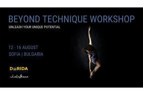 Beyond Technique workshop